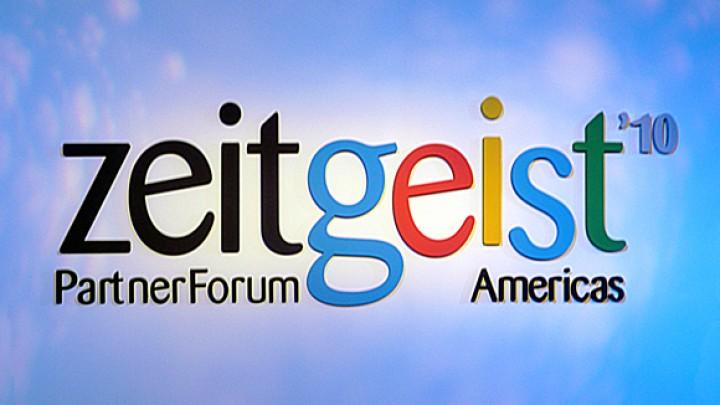 Zeitgeist '10 US Logo