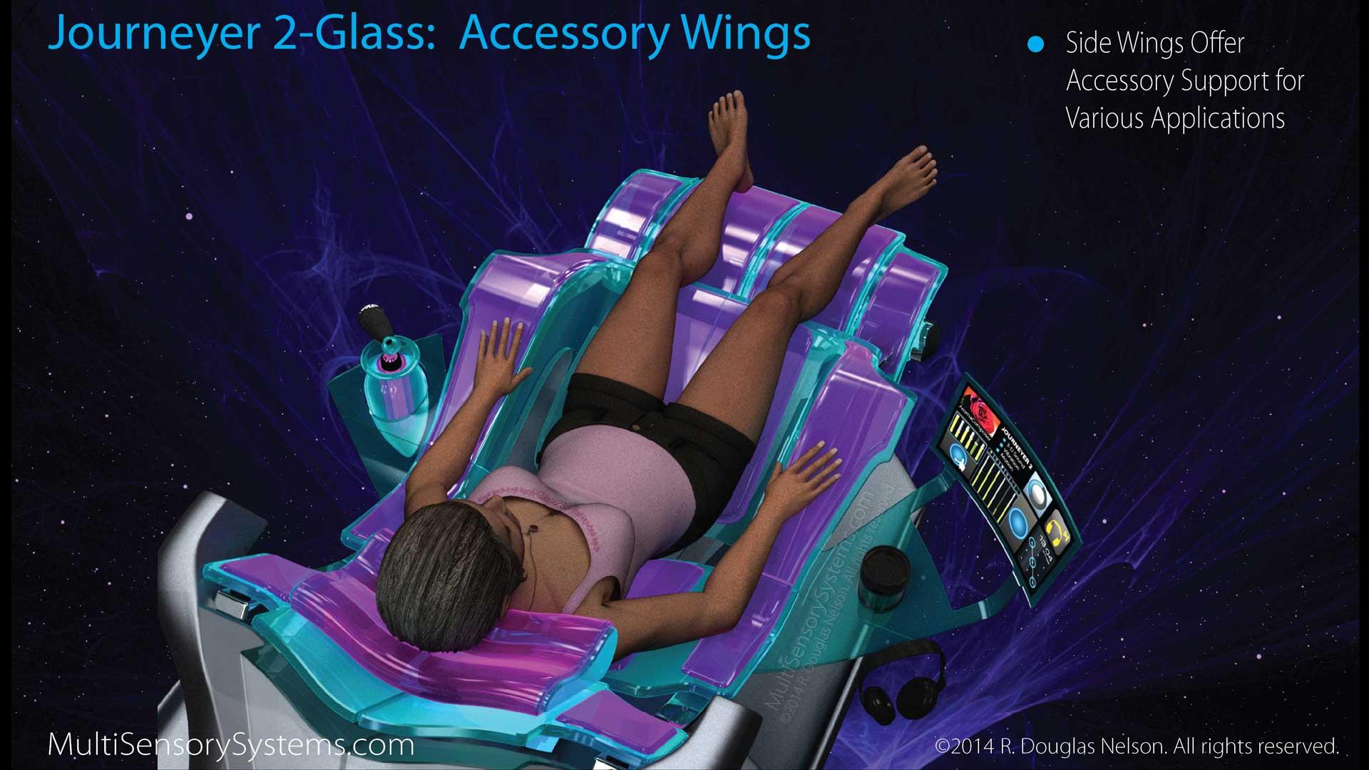 J2-G Accessory Wings