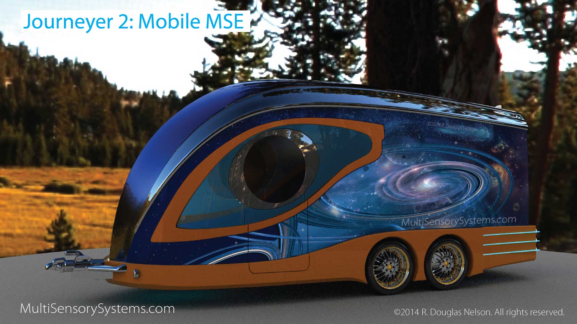 JMobile MultiSensory Enviroment (MSE)