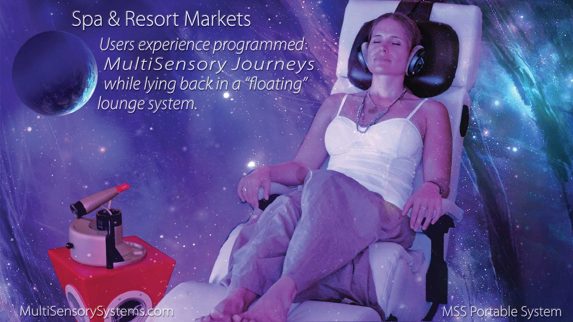 Spa & Resort - Portable System